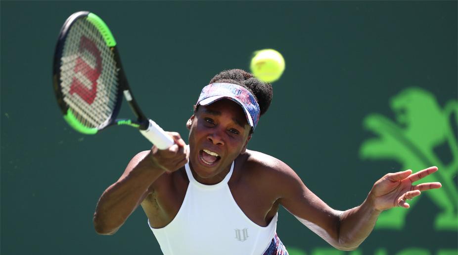 Venus Williams, Miami Open, WTA Tour