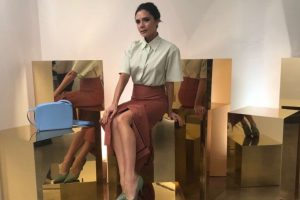 Victoria Beckham to launch skincare line
