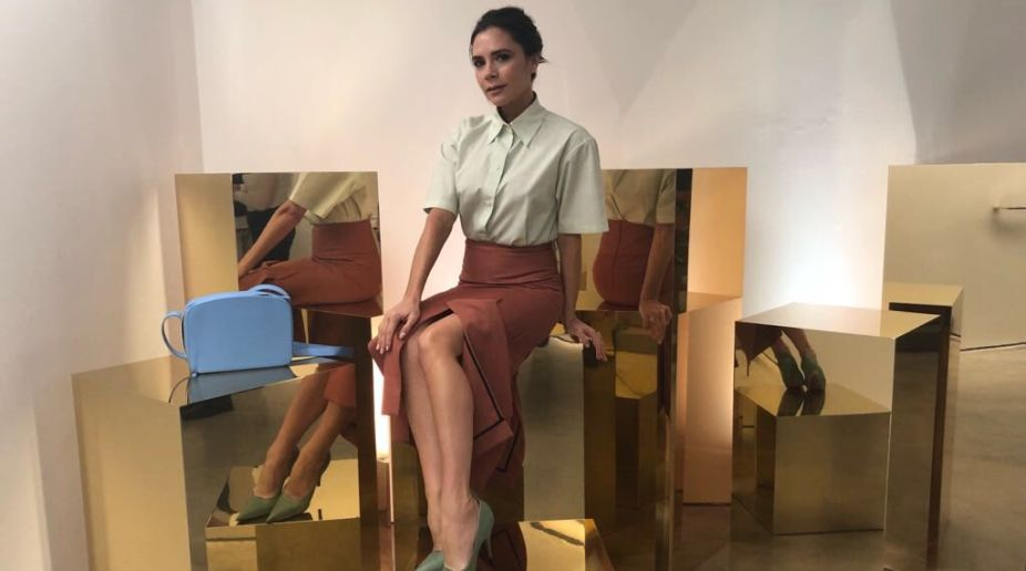 Victoria Beckham to soon launch her own YouTube channel