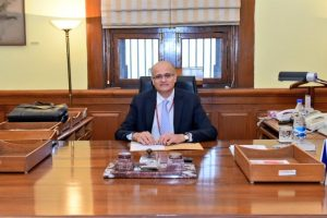 Foreign Secretary Vijay Gokhale holds talks with US officials