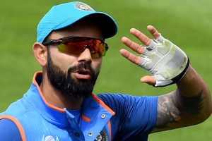 No county action for injured Virat Kohli, fitness test on June 15