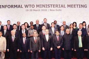 WTO's road from Delhi