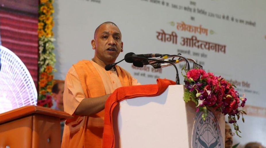 I don't celebrate Eid, am proud of being a Hindu: Yogi Adityanath