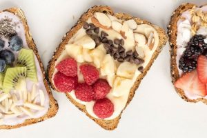 Weekend Special: Special yogurt toast