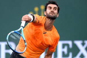 Indian Wells: Yuki Bhambri's impressive run ends with defeat to Sam Querrey