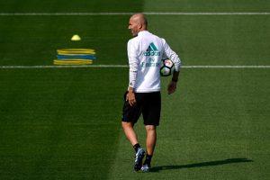 La Liga: Real Madrid boss Zinedine Zidane has full squad for Girona clash