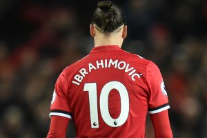 Zlatan Ibrahimovic bids farewell to Manchester United in inimitable style