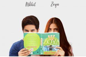 'Zoya Factor' actors Sonam Kapoor, Dulquer Salmaan reveal release date