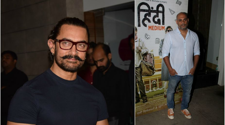 All of us owe Aamir Khan: 'Hindi Medium' director