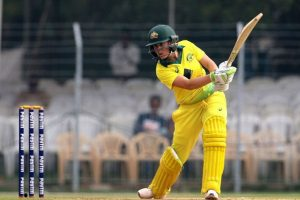 INDW vs AUSW, 3rd ODI: Alyssa Healy scores century, Australia 332 runs for seven