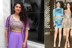Anshula Kapoor slams trolls for abusing sisters Janhvi, Khushi