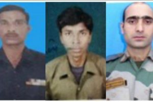 Kupwara encounter: Martyred soldiers are from J-K, Jharkhand, HP