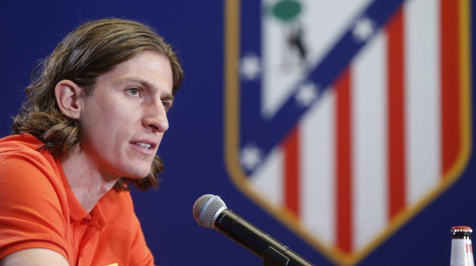 Filipe Luis, Atletico de Madrid