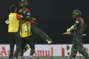 Nidahas Trophy 2018: Bangladesh beat Sri Lanka to enter final