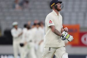 Defiant Ben Stokes holds New Zealand at bay