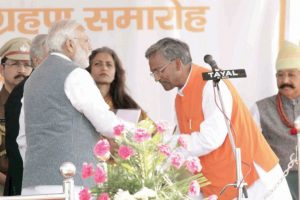 Mixed success for Trivendra Rawat govt in one year