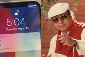 Apple iPhone X new ad features RD Burman classic