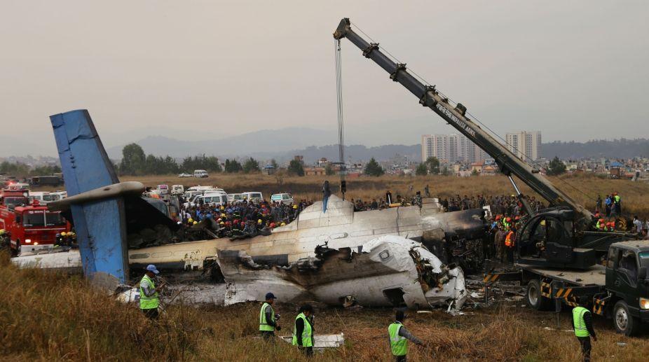 Nepal plane crash, US-Bangla Airlines flight, Bangladeshi plane, air traffic controllers