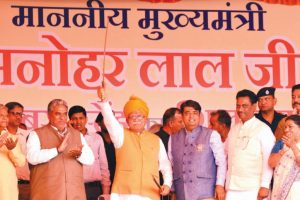 E-Panchayats to root out corruption, says Khattar