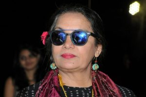 India living in many centuries simultaneously: Shabana