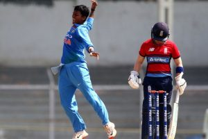 INDW vs ENGW, 6th T20I: Indian bowlers strike, England bowled out for 107 runs
