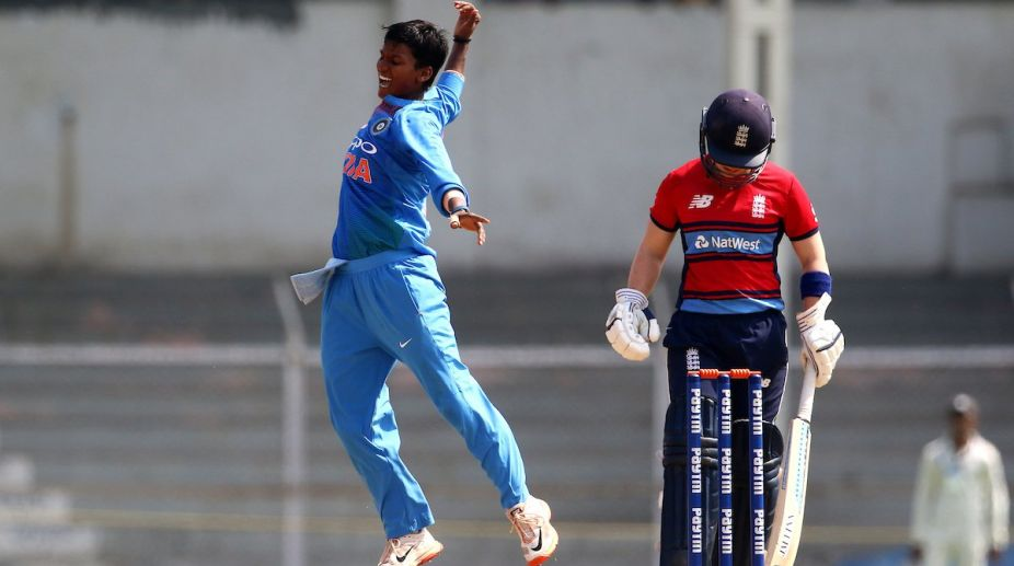 Women's T20I Tri-Series: Match 6, India vs England - Statistical Highlights
