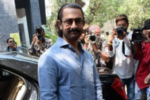 I'm totally indisciplined, says Aamir Khan