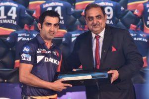 IPL 2018: Gautam Gambhir steps down as Delhi Daredevils skipper