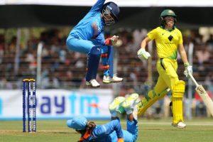 In Pictures: India vs Australia, 1st ODI