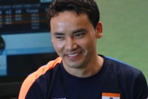 Jitu confident of bagging CWG medal