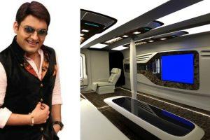 Kapil Sharma's vanity van may leave you green with envy