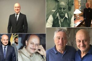 Happy birthday Anupam Kher: Here are some interesting facts about the actor