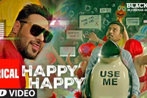 Happy Happy Lyrical Video | Blackmail