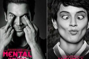 'Mental Hai Kya': Rajkummar, Kangana reunite after 4 years, bring out their crazy side