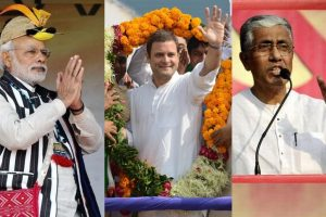 Northeast Elections: BJP leads in Tripura, Nagaland, Congress ahead in Meghalaya