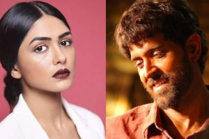 Grateful to begin my journey opposite Hrithik Roshan: Mrunal Thakur