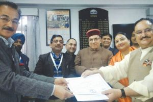 Nadda re-elected to Rajya Sabha from Himachal