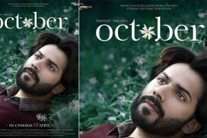 'October' first look out: Varun Dhawan looks 'imperfectly perfect' in his deep thoughts