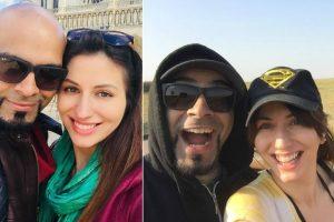 Raghu Ram confirms relationship with Eijaz Khan's ex Natalie Di Luccio