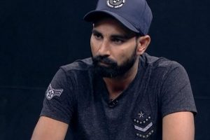 Mohammed Shami injured in road accident