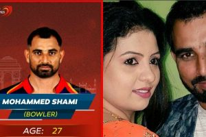 BCCI's anti-corruption unit meets Mohammed Shami's wife Hasin Jahan