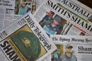 Ball-tampering row: 'Steve Smith's Shame' – Australia media slam 'rotten' cricket culture