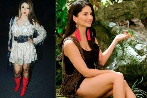 Sunny Leone gave my number to adult film industry: Rakhi Sawant
