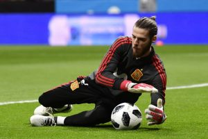 Manchester United fans crown David de Gea with player of the year award