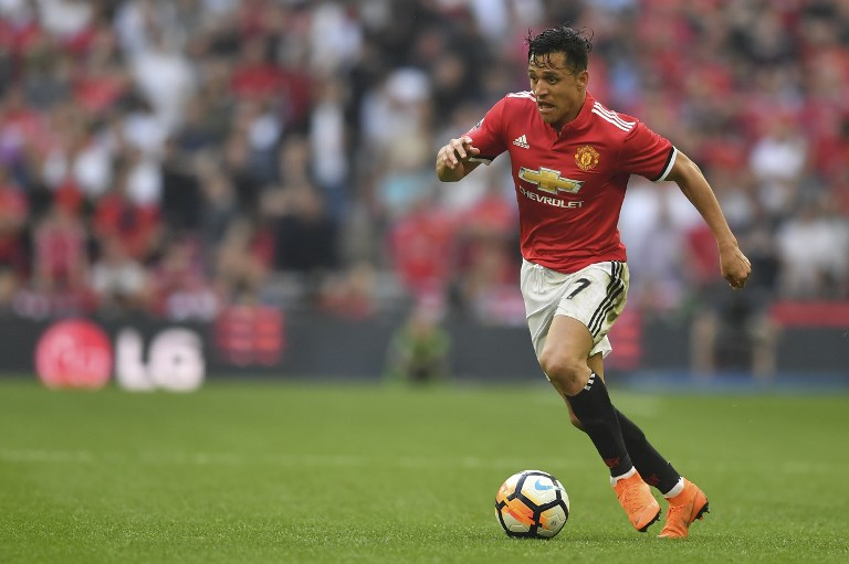 Alexis Sanchez, Tottenham Hotspur F.C., Manchester United F.C., FA Cup, FA Cup Semi-Final, Manchester United vs Tottenham Hotspur