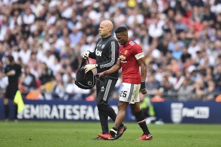 Antonio Valencia, Tottenham Hotspur F.C., Manchester United F.C., FA Cup, FA Cup Semi-Final, Manchester United vs Tottenham Hotspur