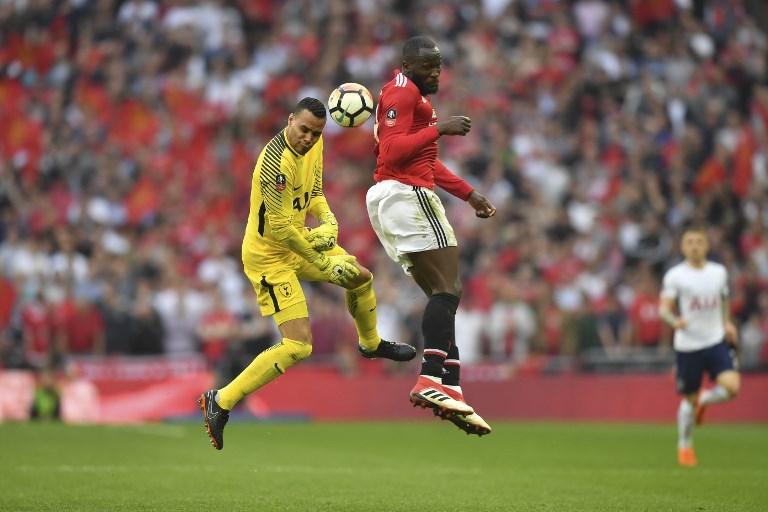 Tottenham Hotspur F.C., Manchester United F.C., FA Cup, FA Cup Semi-Final, Manchester United vs Tottenham Hotspur