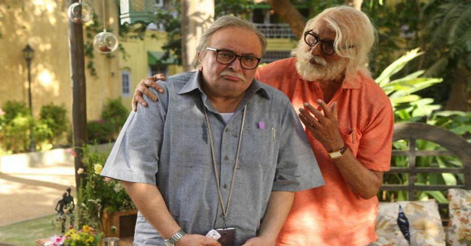 102 Not Out, Amitabh Bachchan, Badumbaa, Rishi Kapoor