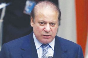 Ousted Pakistan PM Sharif leaves for UK to see ailing wife