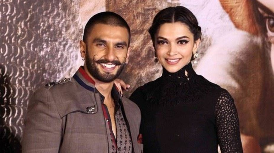 Ranveer Singh, Deepika Padukone sign film with YRF?